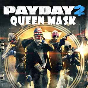 PAYDAY 2 E3 Queen Mask Digital Download Price Comparison