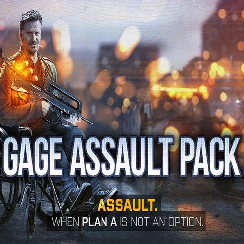 Payday 2 Gage Assault Pack Digital Download Price Comparison