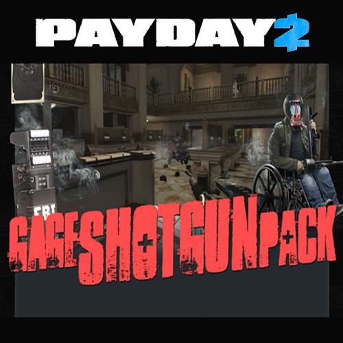 PAYDAY 2 Gage Shotgun Pack
