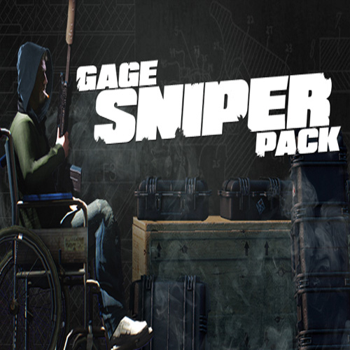 PAYDAY 2 Gage Sniper Pack Digital Download Price Comparison