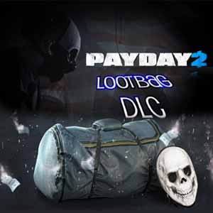 PAYDAY 2 Hardtime Lootbag Ps4 Code Price Comparison