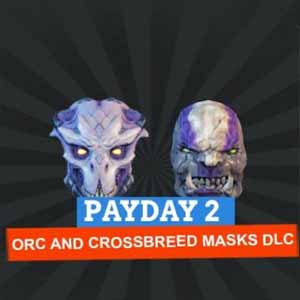 Payday 2 Orc and Crossbreed Masks Digital Download Price Comparison