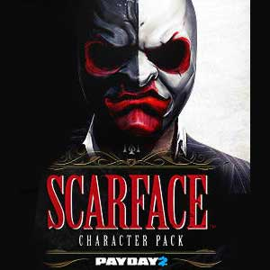 PAYDAY 2 Scarface Character Pack Digital Download Price Comparison