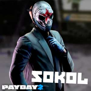 PAYDAY 2 Sokol Character Pack
