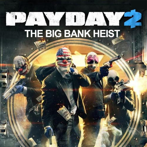 PAYDAY 2 The Big Bank Heist Digital Download Price Comparison