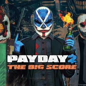 Payday 2 The Big Score Ps4 Code Price Comparison