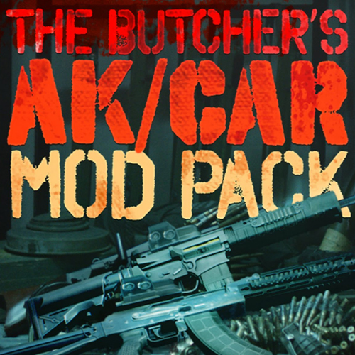 PAYDAY 2 The Butchers AK/CAR Mod Pack Digital Download Price Comparison