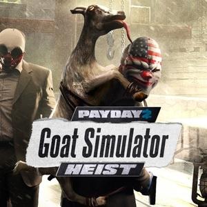 PAYDAY 2 The Goat Simulator Heist