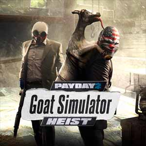 PAYDAY 2 The Goat Simulator Heist Digital Download Price Comparison