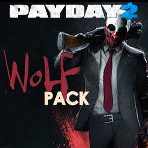 PAYDAY 2 Wolf Pack Digital Download Price Comparison