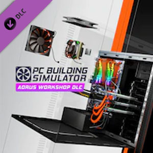 PC Building Simulator AORUS Workshop