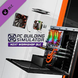 PC Building Simulator NZXT Workshop