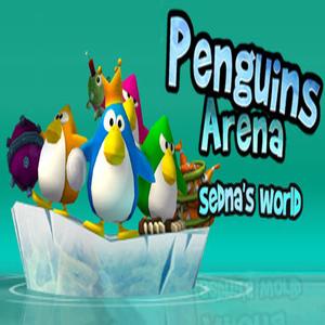 Penguins Arena Sednas World