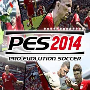 PES 2014 PS3 Code Price Comparison