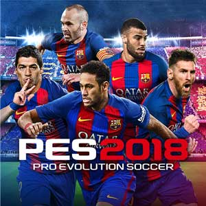 PES 2018 PS4 Code Price Comparison