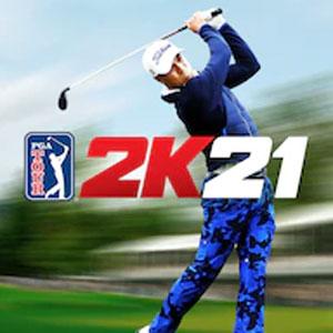 PGA TOUR 2K21 PS5 Price Comparison
