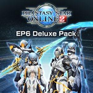 Phantasy Star Online 2 EP6 Deluxe Pack