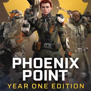 Phoenix Point Year One Edition Digital Download Price Comparison