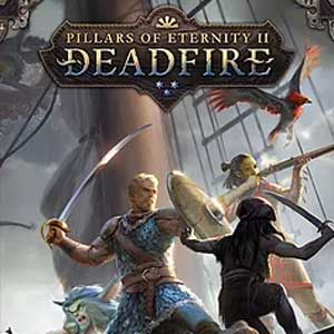 Pillars of Eternity 2 Deadfire Nintendo Switch Digital & Box Price Comparison