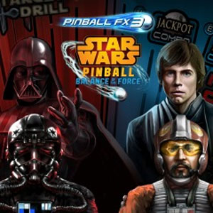 Pinball FX3 Star Wars Pinball Balance of the Force Xbox One Digital & Box Price Comparison