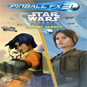 Pinball FX3 Star Wars Pinball Unsung Heroes Xbox One Digital & Box Price Comparison