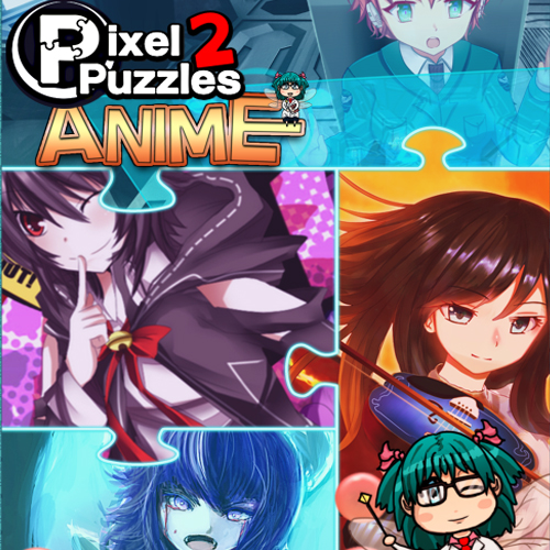 Pixel Puzzles 2 Anime Digital Download Price Comparison