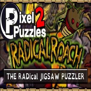 Pixel Puzzles 2 RADical ROACH Digital Download Price Comparison