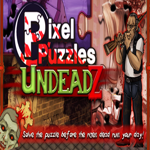 Pixel Puzzles UndeadZ Digital Download Price Comparison