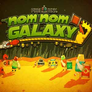 PixelJunk Nom Nom Galaxy Digital Download Price Comparison