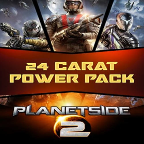Planetside 2 - 24 Carat Power Pack Digital Download Price Comparison