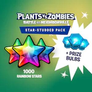 Plants vs. Zombies Battle for Neighborville Star-Studded Pack
