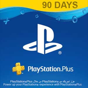 Playstation Plus 90 Days CARD PSN Gamecard Code Price Comparison