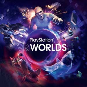 Playstation VR Worlds Ps4 Code Price Comparison