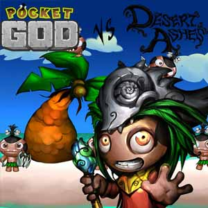 Pocket God vs Desert Ashes Digital Download Price Comparison