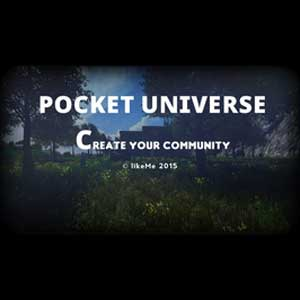 Pocket Universe Create Your Community