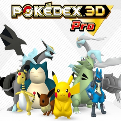 Buy Pokedex 3D Pro Nintendo 3DS Download Code Compare Prices
