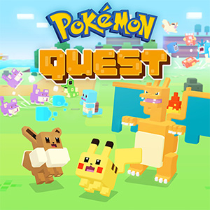 Pokemon Quest Adventurer Bundle