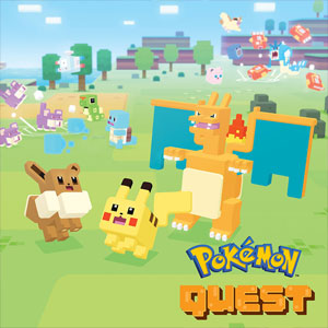 Pokémon Quest Ultra Expedition Pack