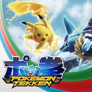 Buy Pokemon Tekken Nintendo Wii U Download Code Compare Prices