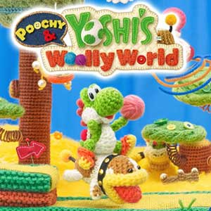 Buy Poochy and Yoshis Woolly World 3DS Download Code Compare Prices
