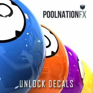 Pool Nation FX Unlock Decals Digital Download Price Comparison