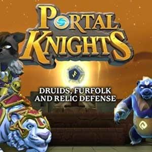 Portal Knights Druids Furfolk and Relic Defense Xbox One Digital & Box Price Comparison