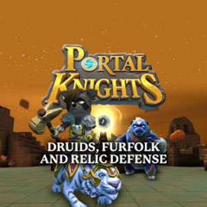 Portal Knights Druids, Furfolk, and Relic Defense Nintendo Switch Price Comparison