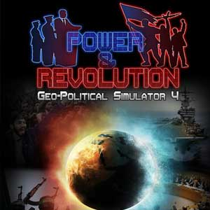 Power and Revolution Geo-Political Simulator 4