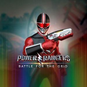 Power Rangers Battle for the Grid Eric Myers