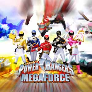 Buy Power Rangers Megaforce Nintendo 3DS Download Code Compare Prices