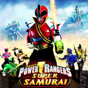 Power Rangers Super Samurai Xbox 360 Code Price Comparison