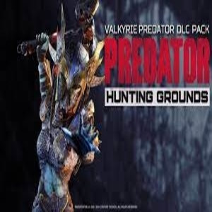 Predator Hunting Grounds Valkyrie Predator DLC Pack