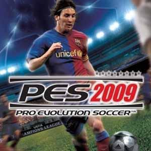 Pro Evolution Soccer 2009 PS3 Code Price Comparison