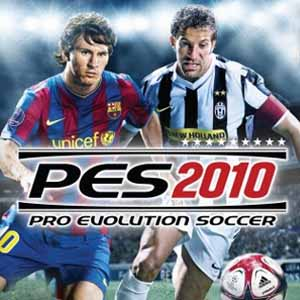 Pro Evolution Soccer 2010 PS3 Code Price Comparison